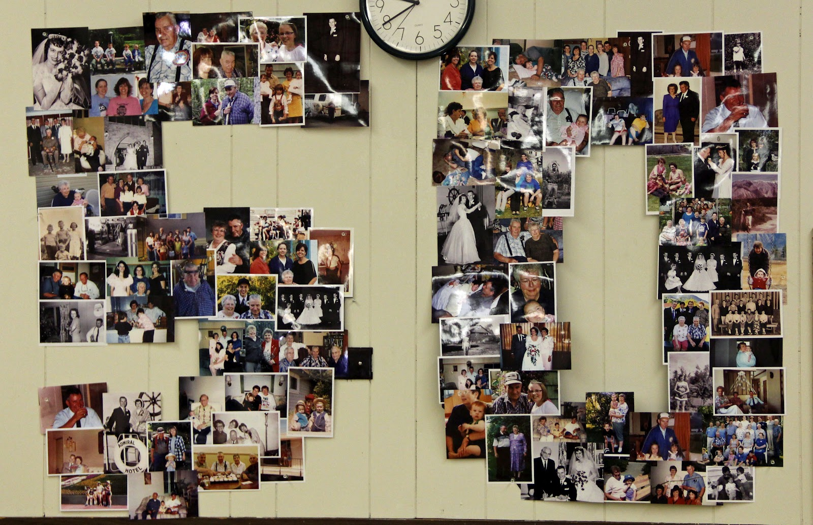 Great Ideas For Displaying Your Wedding Photos